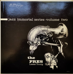 Lester Young ‎– албум Jazz Immortal Series - Vol. 2