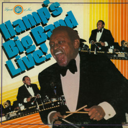 Lionel Hampton – албум Hamp's Big Band - Live! (CD)