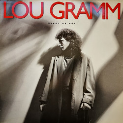Lou Gramm ‎– албум Ready Or Not