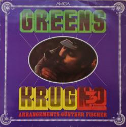 Manfred Krug / Günther Fischer-Quintett – албум No. 3: Greens