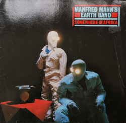 Manfred Mann's Earth Band – албум Somewhere In Afrika