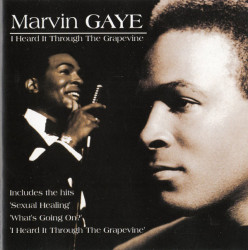Marvin Gaye – албум I Heard It Through The Grapevine (CD)