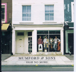 Mumford & Sons ‎– албум Sigh No More (CD)