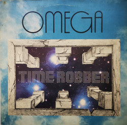 Omega ‎– албум Time Robber