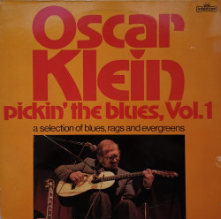 Oscar Klein ‎– албум Pickin' The Blues, Vol.1