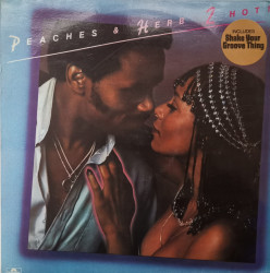 Peaches & Herb ‎– албум 2 Hot!