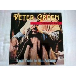 Peter Green – албум Last Train To San Antone