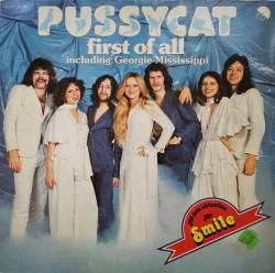Pussycat ‎– албум First Of All