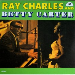 Ray Charles And Betty Carter ‎– албум Ray Charles And Betty Carter