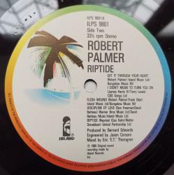 Robert Palmer – албум Riptide