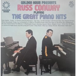 Russ Conway ‎– албум Golden Hour Presents Russ Conway Playing The Great Piano Hits