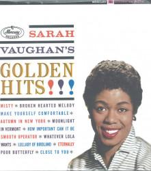 Sarah Vaughan – албум Sarah Vaughan's Golden Hits