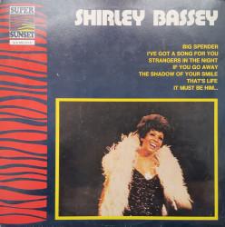 Shirley Bassey – албум Shirley Bassey