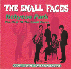 Small Faces ‎– албум Itchycoo Park (CD)