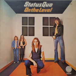 Status Quo ‎– албум On The Level