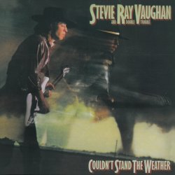 Stevie Ray Vaughan & Double Trouble ‎– албум Couldn't Stand The Weather