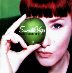 Suzanne Vega – албум Nine Objects Of Desire (CD)