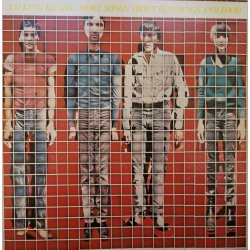 Talking Heads ‎– албум More Songs About Buildings And Food