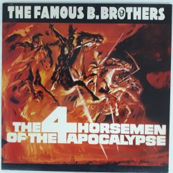 The Bollock Brothers ‎– албум The 4 Horsemen Of The Apocalypse