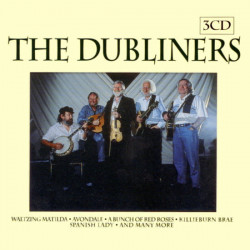The Dubliners ‎– албум The Dubliners (CD)