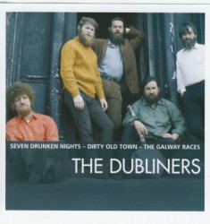 The Dubliners ‎– албум The Essential (CD)