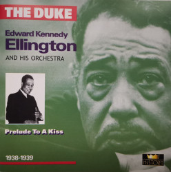 """The Duke"" Edward Kennedy Ellington ‎– албум and his orchestra 1938-1939 (CD)"