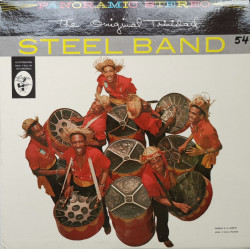 The Original Trinidad Steel Band ‎– албум The Original Trinidad Steel Band