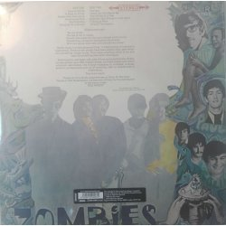 The Zombies ‎– албум Odessey And Oracle
