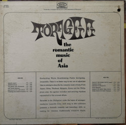 Toragee ‎– албум The Romantic Music Of Asia