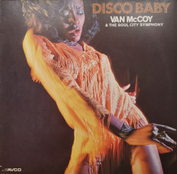 Van McCoy & The Soul City Symphony – албум Disco Baby