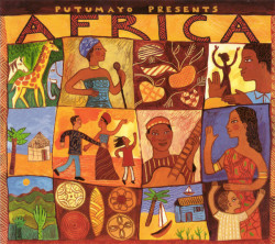 Various – албум Africa (CD)