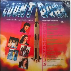Various ‎– албум Count Down - Die Brandheißen Superaktuellen Top-Hits