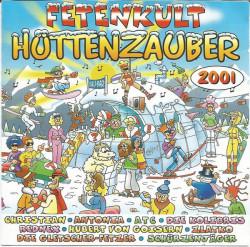 Various – албум Fetenkult • Hüttenzauber 2001 (CD)