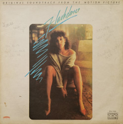 Various ‎– албум Flashdance (Original Soundtrack From The Motion Picture)