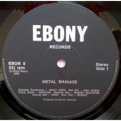Various – албум Metal Maniaxe