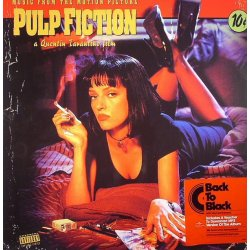 Various ‎– албум Pulp Fiction: Music From The Motion Picture