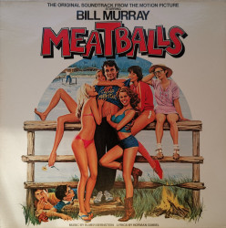 Various ‎– албум The Original Soundtrack From The Motion Picture Meatballs