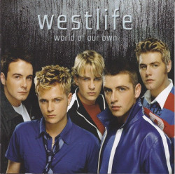 Westlife – албум World Of Our Own (CD)