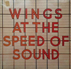 Wings – албум Wings At The Speed Of Sound