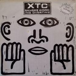 XTC – сингъл Senses Working Overtime