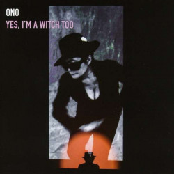 Yoko Ono ‎– албум Yes, I'm A Witch Too (CD)