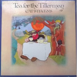 Cat Stevens ‎– албум Tea For The Tillerman