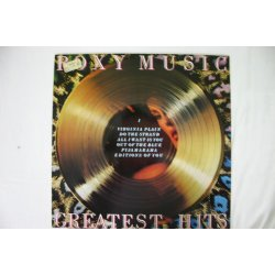 Roxy Music ‎– албум Greatest Hits