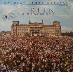 Barclay James Harvest ‎– албум Berlin - A Concert For The People