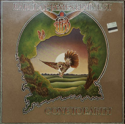 Barclay James Harvest ‎– албум Gone To Earth