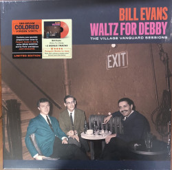 Bill Evans ‎– албум Waltz For Debby: The Village Vanguard Sessions