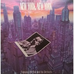 Bill Tole ‎– албум Music From New York, New York