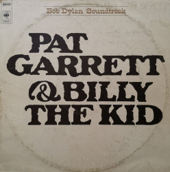 Bob Dylan – албум Pat Garrett & Billy The Kid