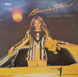 Bonnie Tyler – албум Natural Force
