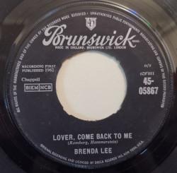 Brenda Lee – сингъл Speak To Me Pretty